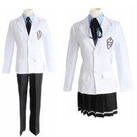 Kuroko's ( Kuroko no Basuke ) TEIKO Anime Cosplay Costume Female Male Full Set School Uniform +Track Number