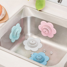 Multi Function Kitchen Sink Strainer Tool Home Living Room Drain Hair Stopper Bath Catcher Sewer Filter
