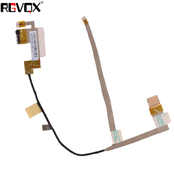 lvds for asus x550c x550e x502 laptop lcd screen b156xw04 v 5 lp156wh3 b156xw03 n156bge l41 n156b6 l0d ltn156at20 ltn156at30 New Laptop Cable For LENOVO Y560 Y560A Y560P Y560G(For Normal screen) PN:DDKL3CLC020 Display Screen LCD LVDS CABLE
