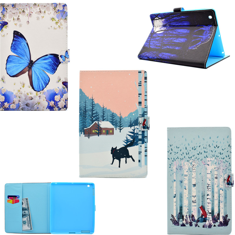 Tablet Case for Apple ipad 2 3 4 cute PU leather protective Cover stand shell coque para capa For Ipad2 ipad3 ipad4 9.7'' the good pub guide 2013