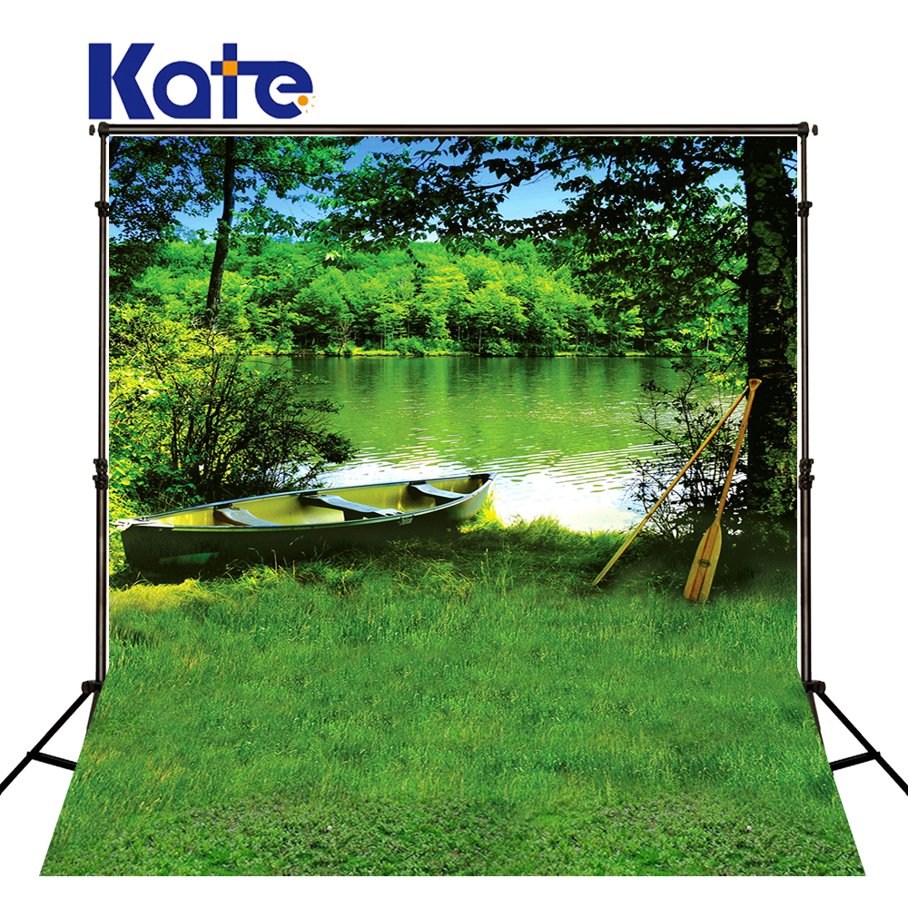 300Cm*200Cm(About 10Ft*6.5Ft) Fundo Fresh Green Water Landscape3D Baby Photography Backdrop Background Lk 2048 600cm 300cm fundo clock roof balloon3d baby photography backdrop background lk 1982