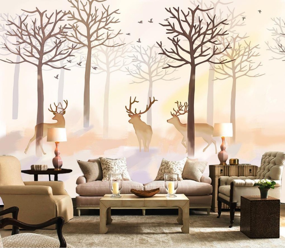 Discount wall mural image collections home wall decoration ideas discount wall murals gallery home wall decoration ideas interesting 25 deer wall mural decorating design of amipublicfo Choice Image