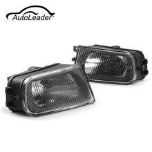 Autoleader 1 пара влево/вправо черный Противотуманные фары бампер лампа Корпус для BMW E39 5 серии 97-00 /Z3 97-01 63178360575 63178381977