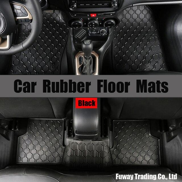 Car Rubber Floor Mats Custom Fit Car Floor Mats Made For Jeep Grand  Cherokee Unlimited JP