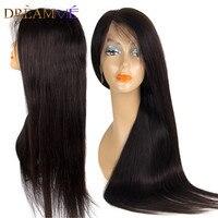 150% синтетические волосы на кружеве al парик натуральные волосы плотность прямые синтетические волосы на кружеве 360 Искусственные парики пре