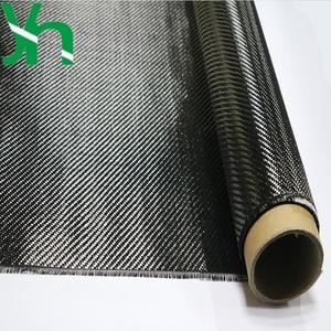 Image 4 - משלוח חינם של שחור 3K 200gsm פחמן סיבי בד עובי של 0.2mm, רוחב של 20cm/30cm/50cm/100cm רכב refitting