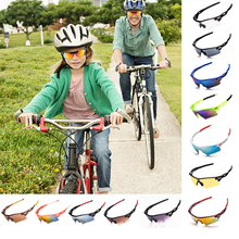 Sunglasses Bicycle Eyewear Unisex Outdoor Sunglasses UV400 B