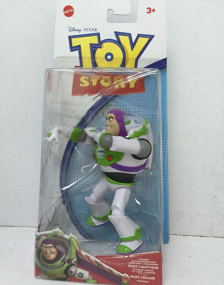 Toy Story 3 Buzz lightyear Sheriff Woody 2 unids set alta calidad ... ea3f88f790f