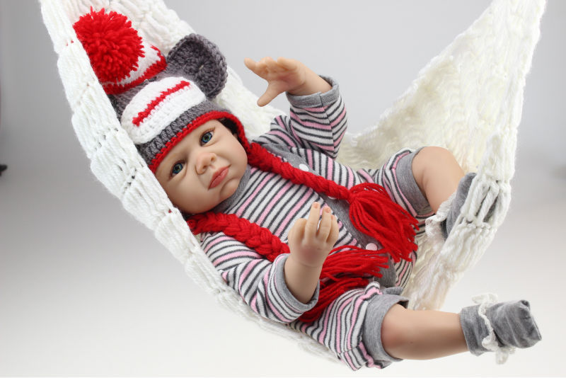 2015 new hot sale lifelike reborn baby doll wholesale baby dolls fashion doll Christmas gift for girl baby цена
