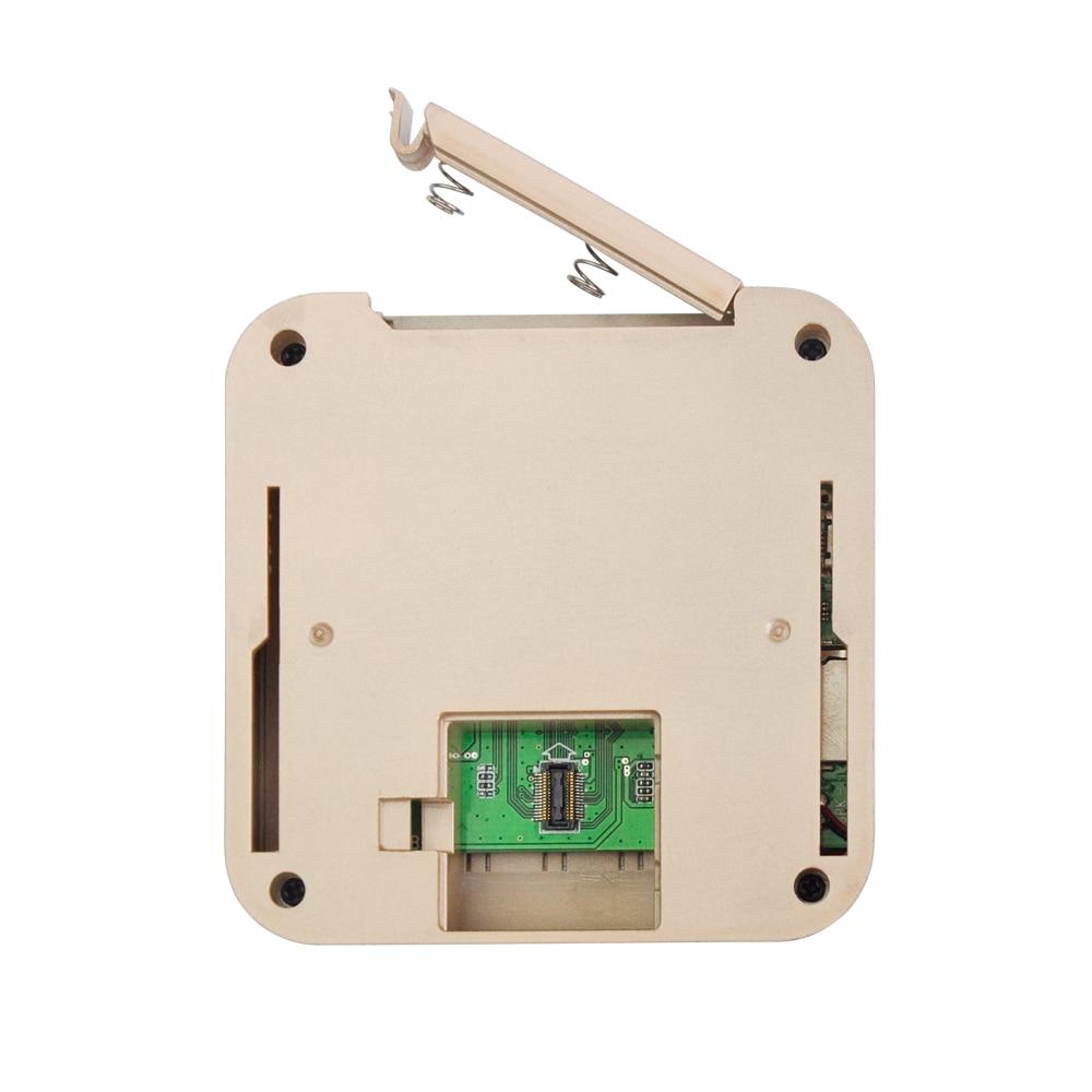 Купить с кэшбэком 2.4 inch LCD Video-eye Visual Monitor  Door Peephole Motion sensing  Camera 160 Degree View Angle Wireless Video night vision