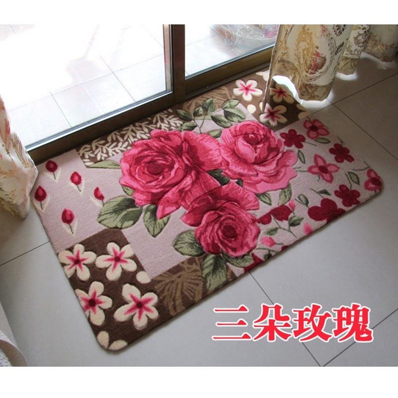 beibehang fashionabla Lagerstroemia madrasser ultra-slip mattor - Hemtextil
