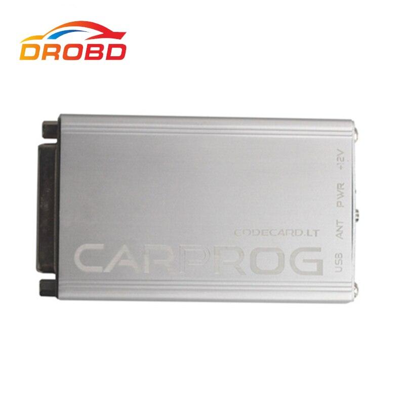 Цена за CARPROG Полный V8.21 прошивки идеальный интернет-версия со всеми 21 Адаптеры для сим-карт включая гораздо более авторизации CARPROG включают V9.31