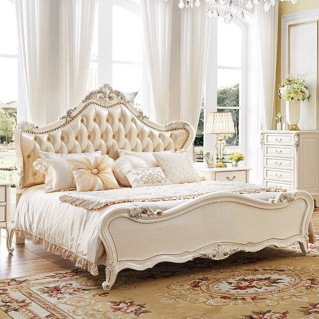 Foshan High Quality Luxury Kingsize Bed