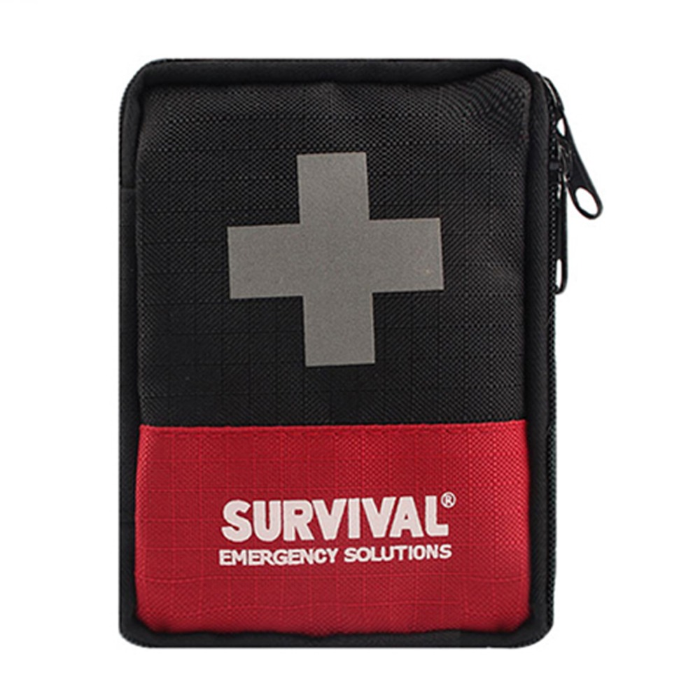 HANDY First Aid KIT Medical Safe  Wilderness Survival Car Travel First Aid Bag Outdoors Camping Medical Bags Emergency Treatment empty bag for travel medical kit outdoor emergency kit home first aid kit treatment pack camping mini survival bag
