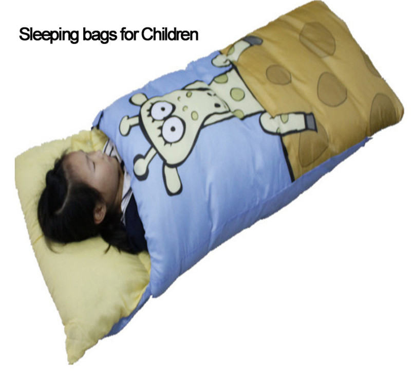 150 X 55cm Children Sleeping Bag Envelope Cotton keep warm prevent catching a cold Suitable for