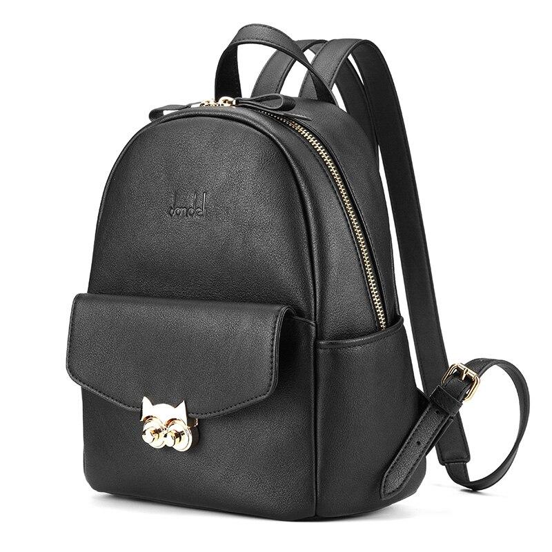 DANDELI Fashion Womens Backpacks Female School Shoulder Bags for Teenage Girls Leisure Women Backpacks Travel Back Pack