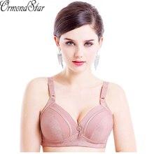 c171b2f3b15f1 Soutien Gorge Sutia New Women Bra Plus Size Gather Push Up Bras Top Wire  Free Intimates
