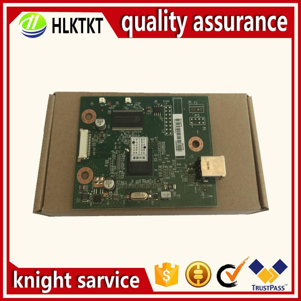 NEW for HP LaserJet 1018 1020 Formatter Pca Assy Formatter Board logic Main Board MainBoard mother board CB409-60001 ce964 60001 formatter board for hp cp1025nw cp 1025nw formatter pca assy logic main board mainboard mother board
