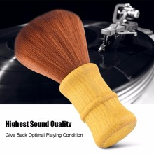 VBESTLIFE Record Cleaning Brush Super Clean Anti-static Record Dust Remover for LP Vinyl Record