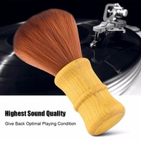 VBESTLIFE Record Cleaning Brush Super Clean Anti Static Record Dust Remover For LP Vinyl Record