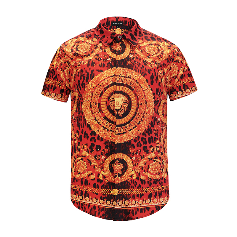 Buy red lion shirt and get free shipping on AliExpress.com 5a53ec3901e1