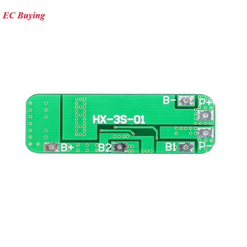 3S 12V Lithium Battery 18650 Protection Board 4