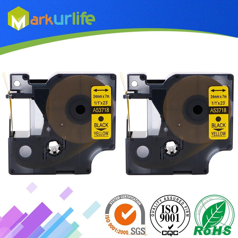 Dymo D1 24mm Tape 53718