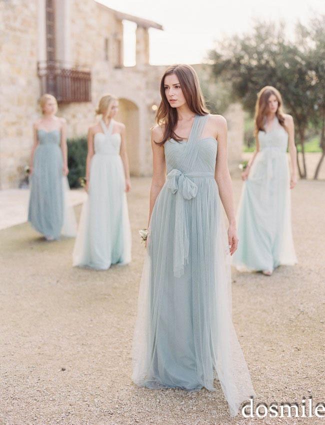 plus size boho bridesmaid dress