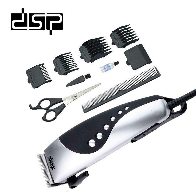 PRITECH Profesional Eléctrica Cortador de Pelo de Los Hombres de afeitar la Barba Clipper cortador de Pelo Máquina de Corte de Pelo Herramientas de Barbero