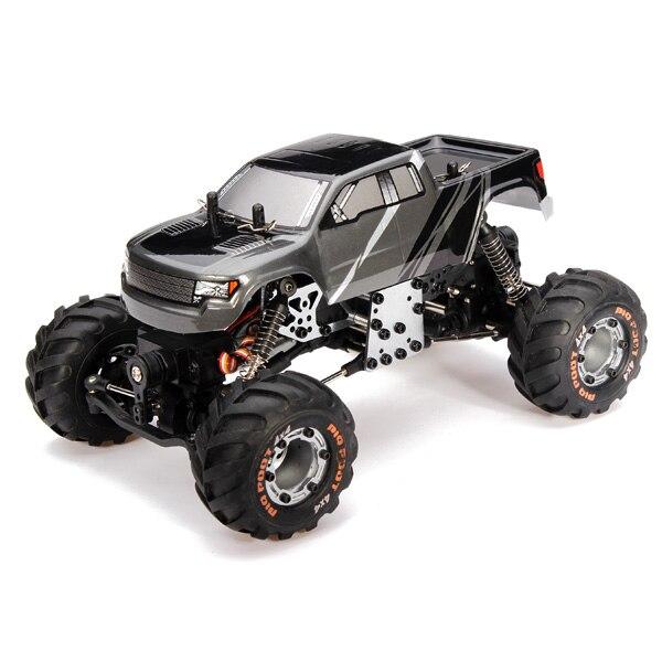 Nouveau Haute Qualité HBX 2098B 1/24 RC Voiture 4WD Mini RC Grimpeur/Sur Chenilles Châssis En Métal Pour Enfants Jouet Adultes