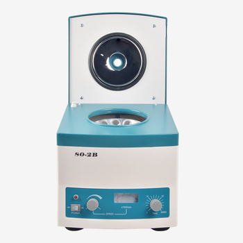 Centrífuga eléctrica de sobremesa 80-2B/LC-04B, centrífuga de laboratorio médico de 110V/220V, 4000rpm con CE 12x20ml