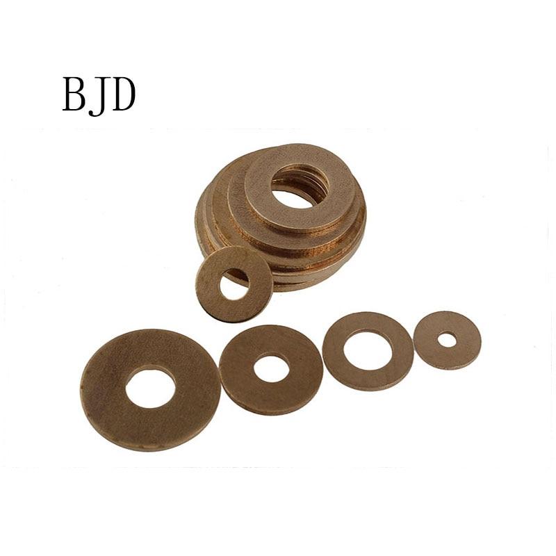 GB97 Copper washers Brass copper washers flat washer meson M2 M2.5 M3 M4 M5 M6 M8 M10 M12 M14 M16 M18 M20 washer pad 500pcs set din125 iso7089 m2 m2 5 m3 m4 m5 m6 m8 meson pad sheet metal collar brass flat washer hw049