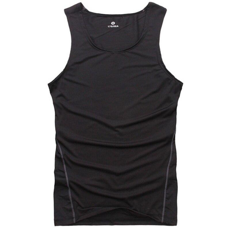 7 Colors Men Bodybuilding Vest   Tank     Top   Jersey Quick-dry Tights   Tops   Undershirt