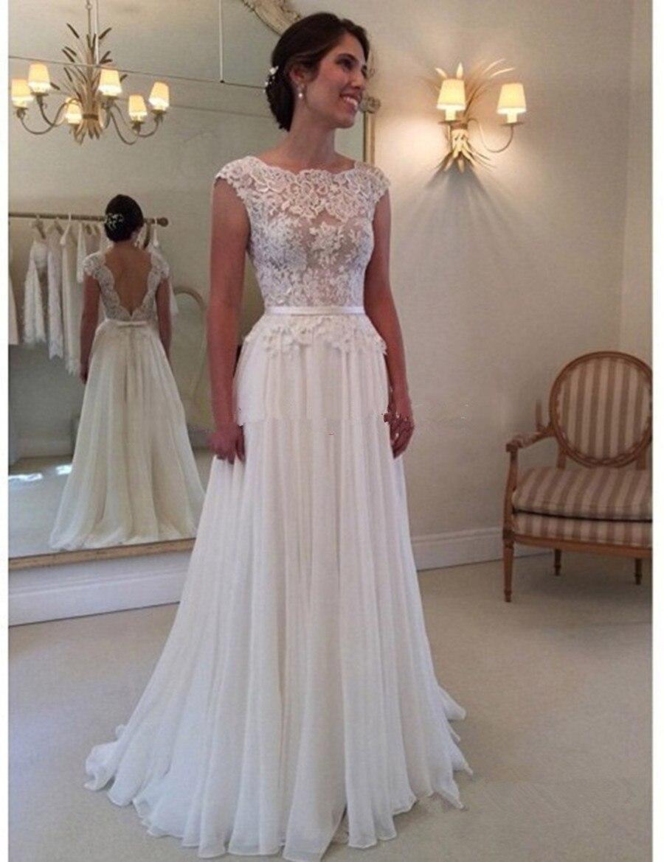 Vestido de novia vintage baratos