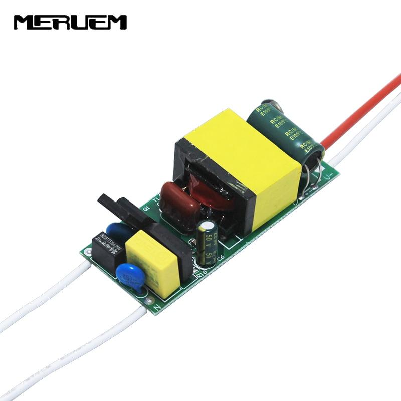 Անվճար առաքում 3 հատ / լոտ 15-30W ներքին drive DC30-42V 500mA / 600mA / 700mA / 750mA LED լամպի էլեկտրամատակարարման լուսավորության տրանսֆորմատոր AC220