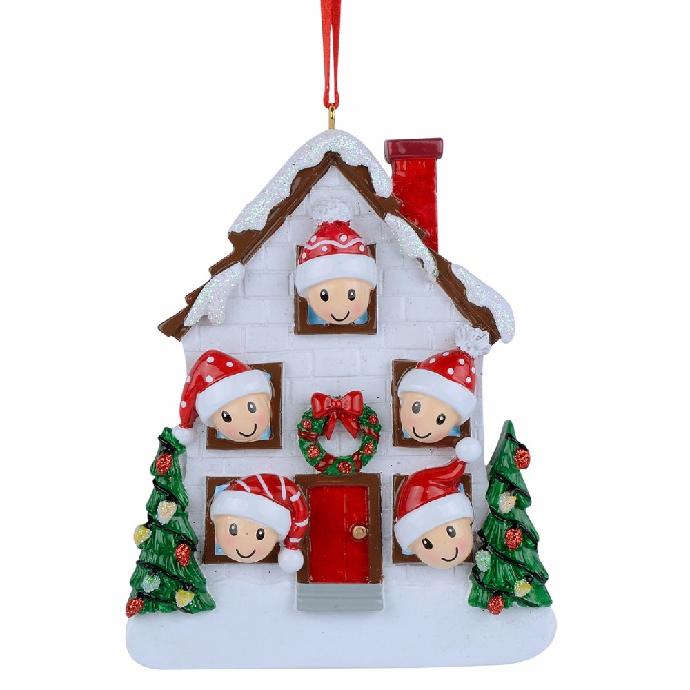 Wholesale Nurse Personalized Polyresin Christmas Ornament As For ...