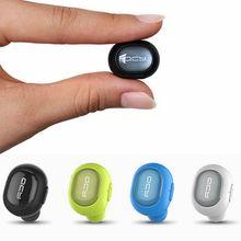 Original QCY Q26 Sweatproof Inalámbrica Bluetooth 4.1 Auriculares Estéreo Mini Auriculares Con Micrófono Auriculares Más Ligeros, la Versión Inglés