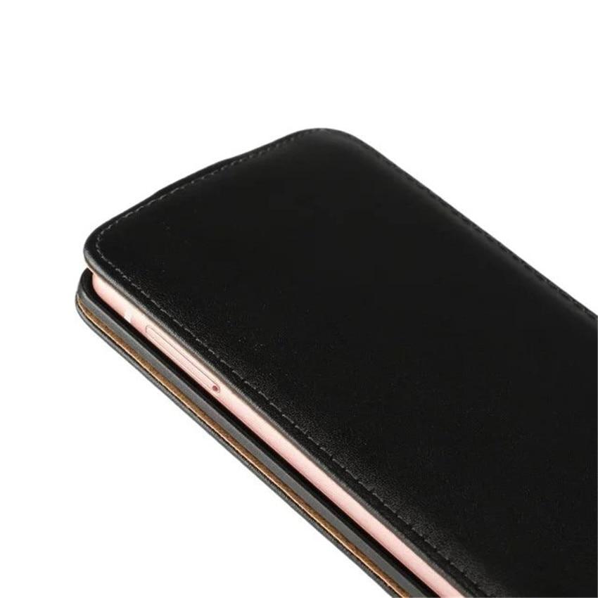 Kasus Penutup untuk Huawei P8 Lite P9 Lite P6 Balik Kulit Tas Ponsel - Aksesori dan suku cadang ponsel - Foto 6
