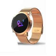 цены Q8 smart band Heart Rate Monitor Smart Watch Blood Pressure Oxygen SmartWatch IP67 Pedometer Men Women ladySport Fitness Watches