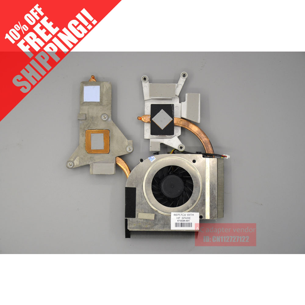 Brand new  FOR HP DV6 DV6-1000 FOR INTEL  fan 518435-001 radiator heat sink for haier for tcl lcd tv for samsung ls47t3 for delta brand kdb04112hb radiator fan