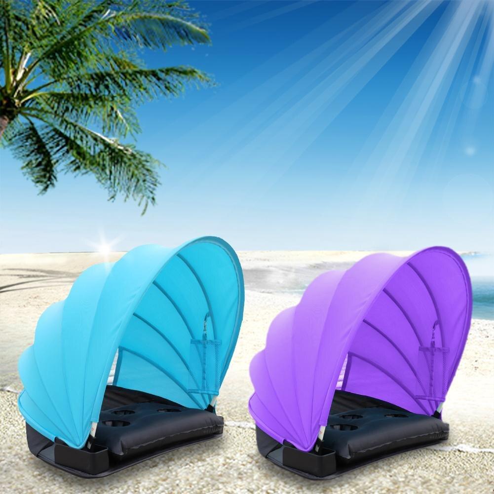 Automatique Tente UV Protection Camping En Plein Air Tente Instantanée Pop Up Tente De Plage Léger Sun Abris Tentes Cabana Auvent dans Abri du soleil de Sports et loisirs