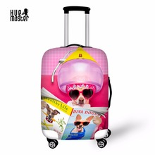 suitcase cover enfant  travelviaje fundas para protector accessories protective valise maletas seyahat luggage covers