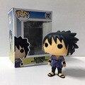 Venta caliente naruto sasuke funko pop figura de vinilo juguetes modelo muñeca figura de acción de colección mundial de regalo para los niños