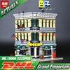 2016 LEPIN Presale 15005 2182pcs City Creator Grand Emporium Model Building Blocks Kits Minifigures Brick Toy