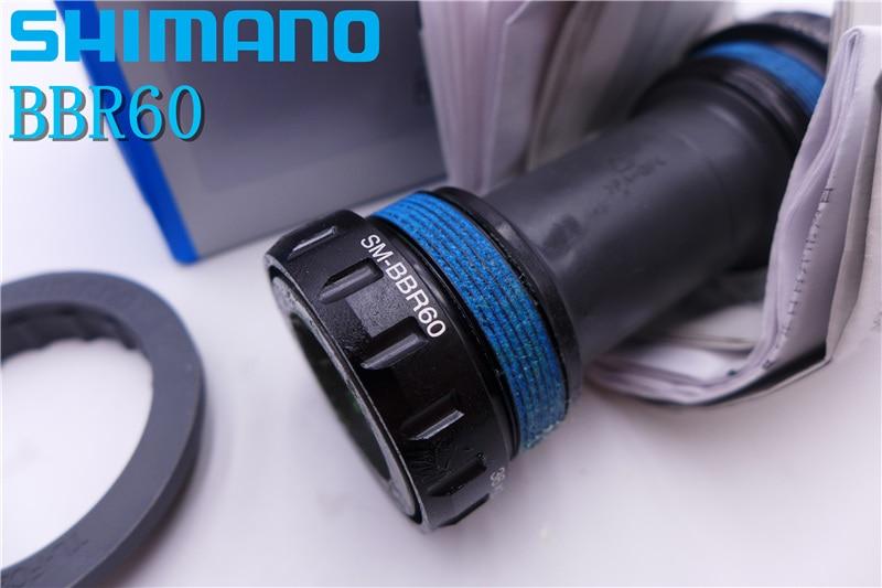 Shimano SM-BBR60 Ultegra Bottom Bracket 6800 Italian Thread 70mm Hollowtech II