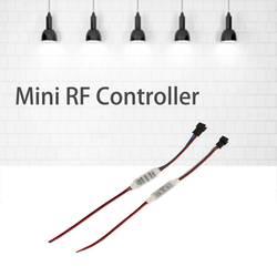 3 ключа беспроводной волшебный цвет мини RF управление Лер изысканный управление lers яркость Регулируемый RF Дистанционное управление на