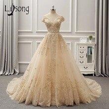 Galleria light gold wedding dress all Ingrosso - Acquista a Basso Prezzo  light gold wedding dress Lotti su Aliexpress.com 239dc2e6ef1a