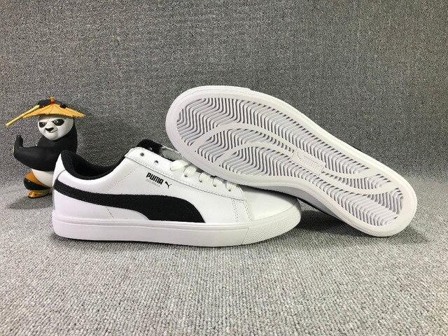 376781043b48 2018 Original BTS X Puma Collaboration Puma Court Star Korea Cadet Shoes  Men s Sneakers Badminton Shoes