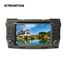 New ! Car DVD Player for Hyundai Sonata NFC 2009 with GPS Navigation Radio Mirror Link SWC Bluetooth, USB/SD+Free 8G Map Card !