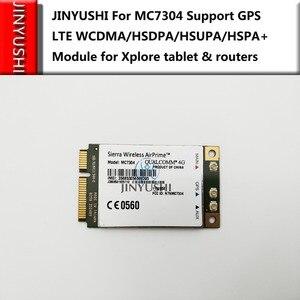 Sierra Wireless MC7304 Mini PCIE EVDO WCDMA AirPrime 4G FDD LTE GPRS globalnego systemu nawigacji satelitarnej (GNSS) moduł 4G